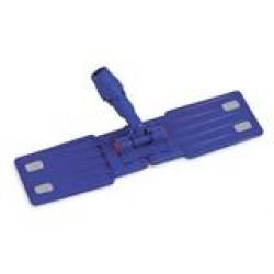 Vlakmop houder 45 cm / blauw