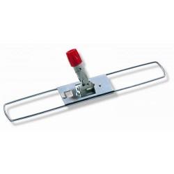 Zwabberhouder metaal / PVC zwenkbaar