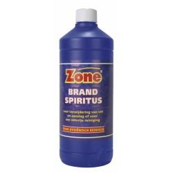 Spiritus 1 liter, doos 12 stuks