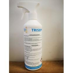 TriSept hand en oppervlakte desinfectant.