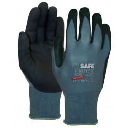 Handschoen M-Safe Nitrile-Tech Foam