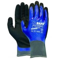 Handschoen M-Safe full Nitrile