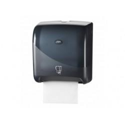 Euro matic Pearl Black handdoekautomaat
