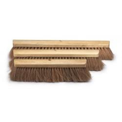 Zaalveger hout met cocoshaar (FSC)