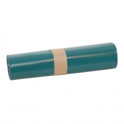 Afvalzak blauw LDPE 65/20 x 125 cm T70 (10 x10)