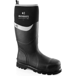Buckler Bootz S5, rubber neopreen, zwart