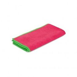 Greenspeed microvezeldoek roze, pak 10 stuks