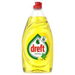 Dreft afwasmiddel lemon