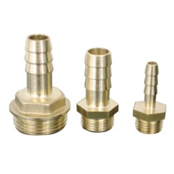 Slangpilaar 1/2 - 8 mm Haaks pvc
