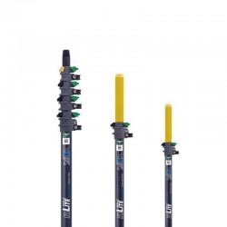 Unger nLite Connect glasvezel uitbreidingssteel, 2 elementen, 3,00 mtr