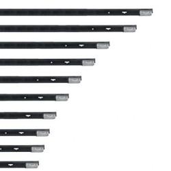 Unger ErgoTec®-NINJA aluminium rail, met Soft rubber